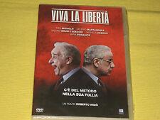 VIVA LA LIBERTA' DVD DI ROBERTO ANDO' CON TONI SERVILLO