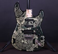 Squier Obey Stratocaster HSS Guitar Body