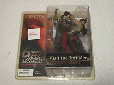 McFarlane's Monsters III 6 Faces of Madness Vlad the Impaler Figure