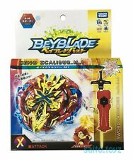 Takara Tomy Beyblade B-48 Starter Xeno Excalibur.M.I (Sword Launcher Included)