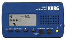 KORG - MA-1 BLUE BLACK ACCORDATORE/METRONOMO DIGITALE BLU E NERO