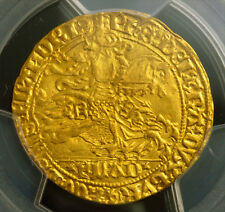 "1419, Flanders, Philip ""the Good"". Gold Cavalier Coin. Ghent mint! PCGS AU-55!"