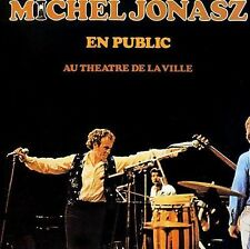 JONASZ-EN PUBLIC AU THEATRE DE VILLE CD NEW