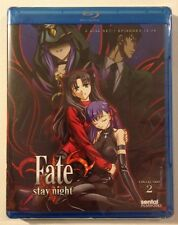 FATE/ STAY NIGHT: Collection 2 - MINT NEW BLU-RAY SET!! Free First Class In U.S.