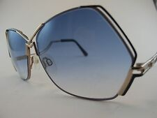 Vintage 80s CAZAL 226 Sunglasses Women's Medium w/Case Made in W Germany
