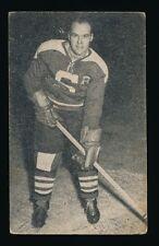 1952-53 St Lawrence Sales (QSHL) #99 BILLY ARCAND (Shawinigan Falls)
