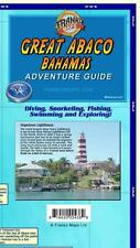 Great Abaco Island Bahamas Adventure & Dive Guide Franko Maps Waterproof Map