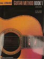 BEGINNER GUITAR METHOD BOOK I BY HAL LEONARD LEARN TO READ MUSIC & PLAY CHORDS