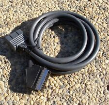 Jaguar SCART RGB Video Cable Very Rare