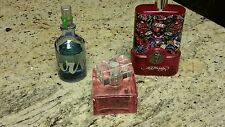 Mixed Lot of Womens Perfume Ed Hardy Hearts & Daggers Curve Pink Ice @@LOOK@@