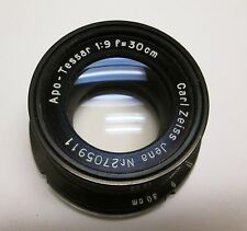 High quality large format lens Apo-Tessar 1:9/300 mm Zeiss Jena