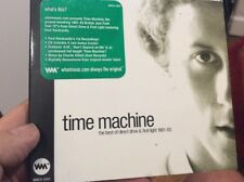 TIME MACHINE CD BEST OF DIRECT DRIVE FIRST LIGHT PAUL HARDCASTLE