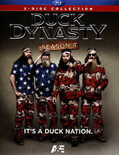 DUCK DYANSTY THE COMPLETE FOURTH SEASON 4 FOUR BLU-RAY