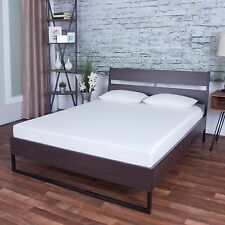 8 Inch Short Queen Memory Foam Mattress for Campers, RVs includes 2 FREE PILLOWS