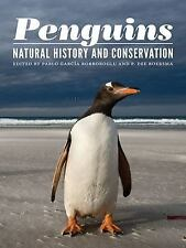 Penguins: Natural History and Conservation (Samuel and Althea Stroum Books) by