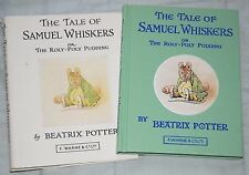 The Tale of Samuel Whiskers - Beatrix Potter; F. Warne & Co.,1980s full bound