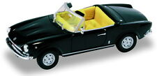 Fiat 124 Spider 1969 - Black (WSL)  Model Car by ixo  ref215
