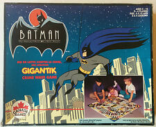 Batman The Animated Series Gigantik Crime Wave Board Game Canada Rare HTF 1995