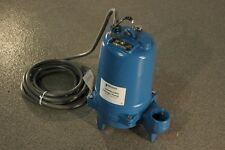Goulds WS0737B Model 38886 Submersible Sewage Pump 575 Volts