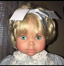 "Lissi vinyl 18"" Doll made in West German"