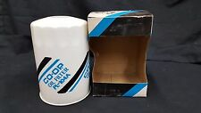Co-Op Custom Clean Oil Filter PL-104A Buick Cadillac Jeep Olds Pontiac 1959-1974