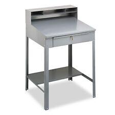 Tennsco Steel Cabinet Open Desk - SR57MG