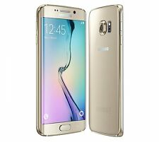 Samsung Galaxy S6 Edge SM-G925T 32GB Gold Platinum T-Mobile Simple Great