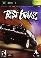 Complete XBOX Test Drive Game