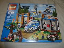 NEW IN BOX SEALED LEGO SET CITY FOREST POLICE STATION 4440 NIB 633 PCS NISB