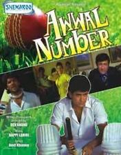 AWWAL NUMBER - NEW AAMIR KHAN BOLLYWOOD DVD - FREE POST