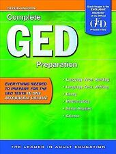 Steck-Vaughn GED : Student Book, 2nd Edition Complete Preparation by...