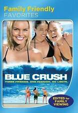 Blue Crush (Family Friendly Version),New DVD, Faizon Love, Matthew Davis, Sanoe