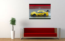 BMW DTM RACING CAR NEW GIANT LARGE ART PRINT POSTER PICTURE WALL