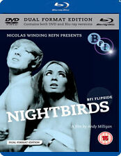NIGHTBIRDS (FLIPSIDE) - BLU-RAY - REGION B UK