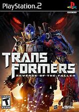 Transformers: Revenge of the Fallen (Sony PlayStation 2, 2009)