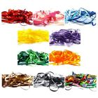 Ribbon Off Cuts 50g (30 Metres) Pack Premium / Top Quality Assorted Mixed Bundle