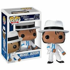 Funko POP! Rock: Michael Jackson - Smooth Criminal Figure