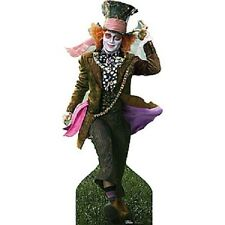 DISNEY MAD HATTER LIFE-SIZE STANDEE  * alice in wonderland theme party