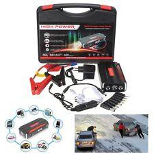 68800mAh Coche Cargador Batería Jump Starter Booster Emergencia Power Bank 12V