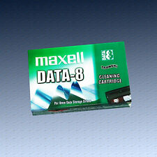 Maxell DATA-8, 8 mm AIT/SAIT Cleaning Cartridge, Reinigungskassette, NEU & OVP