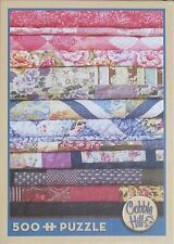 Cobble Hill QUILTS 500 pc Jigsaw Puzzle