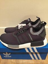 Adidas NMD_R1 Primeknit Japan Grey UK8.5/US9,Mastermind,HU,Bape