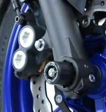 R&G FORK PROTECTORS for YAMAHA MT-07, 2014 to 2016