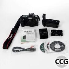 Canon EOS 5D Mark II with Y-C5D Mark II-C-B Battery Grip