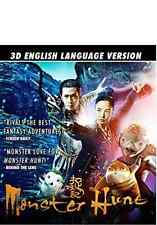 Monster Hunt 3d: English Language Version (bd)  Blu-Ray NEW