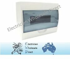 Switchboard 12 Way Pole Surface Recess or Flush Distribution Board