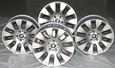 """SET 5 BMW OEM Wheels Style 9L, 18"""" X 8"""" to fit a variety of 7, 5 & 6 series BMWs"""