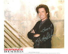 KYLE MACLACHLAN autographed 8x10 color photo         DESPERATE HOUSEWIVES