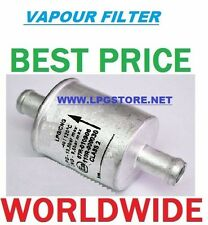 LPG Universal Autogas Vapour FILTER 14 / 14 mm Gasfilter - Free Shipping