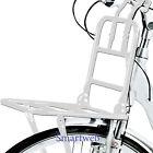 Bicicletta Portapacchi anteriore per 24-28 Ruote Bagaglio Cestino